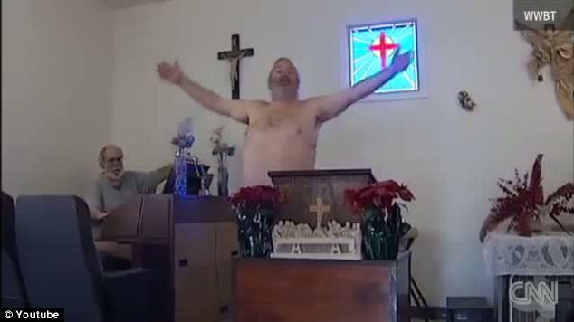 Naked Pastor